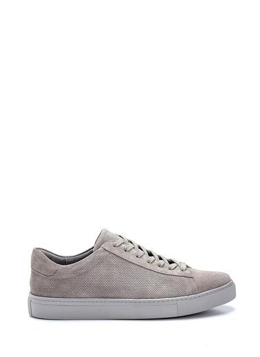 Derimod Erkek Ayakkabı(4130) Sneaker Gri